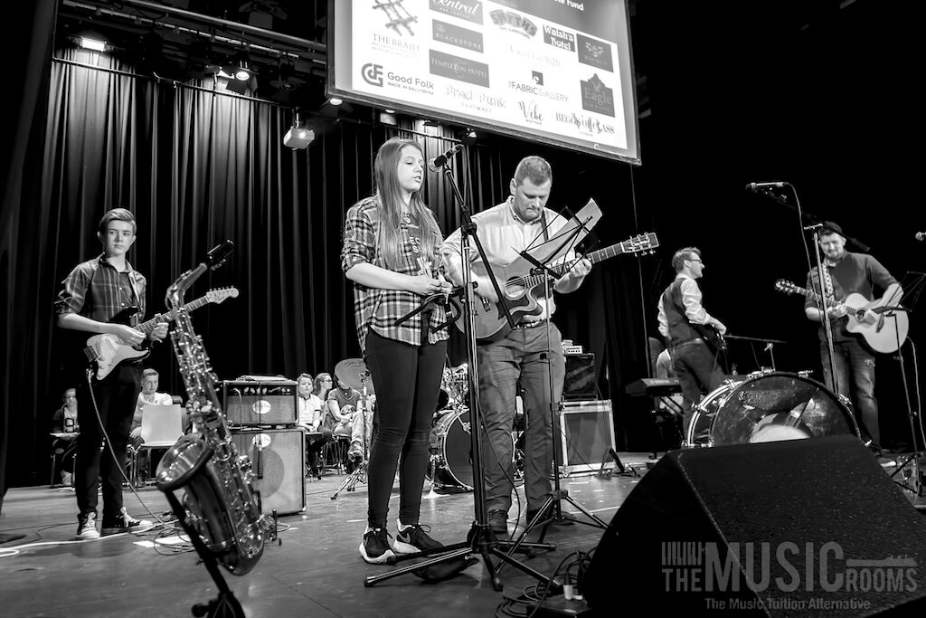 The Music Rooms Charity Gig – Why? – Part 1 The Music Rooms