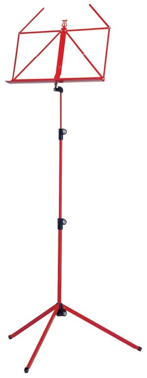 K&M Music Stand – Red