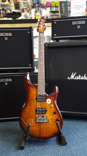 Sterling By Musicman JP100D W/Gig Bag and a Free Lesson