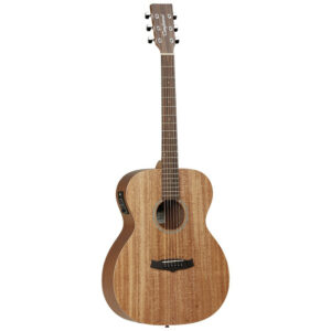 Tanglewood Winterleaf TW2ASE Electro Acoustic Guitar W/Gig Bag, Strap, Tuner, Picks and a Premium Guitar Stand