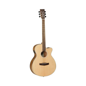 Tanglewood DBT-SFCE-PW W/Gig Bag and a Free Lesson