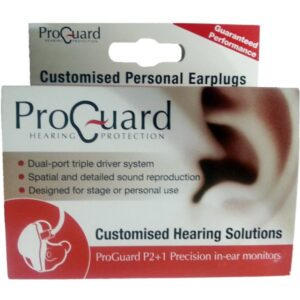 ProGuard P2+1 Reference In-ear Monitor