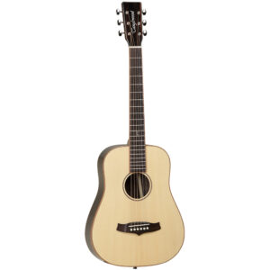Tanglewood TWJLJ Java Series Travel Dreadnought W/Gig Bag and a Free Lesson