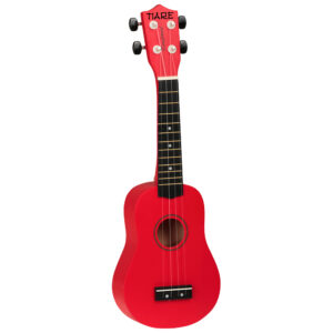 Tanglewood TWT SP Soprano Ukulele in Red