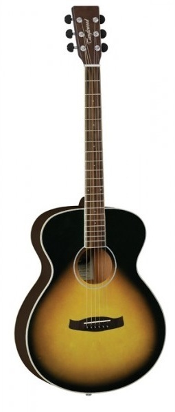 Tanglewood Discovery DBT J DVB Left Handed W/Gig Bag and a Free Lesson