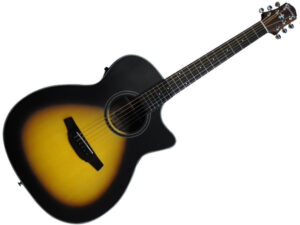 Crafter HT-100CE/OP.VS W/Gig Bag and a Free Lesson