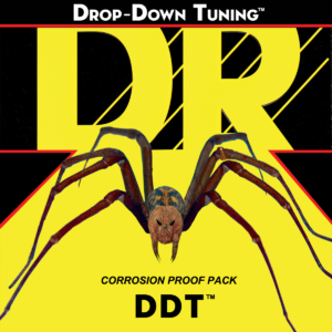 DR Strings DDT: Drop Down Tuning Bass Heavy 5 String