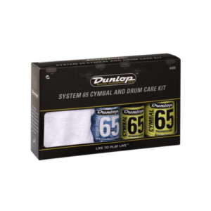 Dunlop – System 65 Cymbal And Drum Care Kit