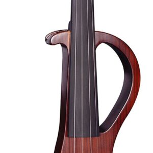 Hidersine Electric Violin Outfit – Zebrawood Finish