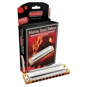 Hohner Marine Band Deluxe E – M200505X