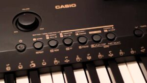 Casio CTK-240 with 2 FREE Lessons Ideal for The Beginner