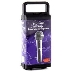 Stagg MD1500 Pro Stage Dynamic Microphone