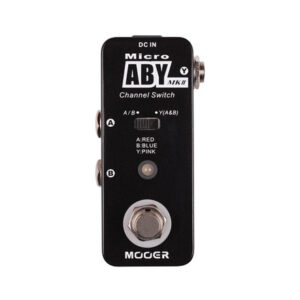 Mooer – Micro ABY Channel Switch