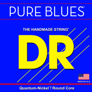 DR Strings Pure Blues Bass Light 5 String