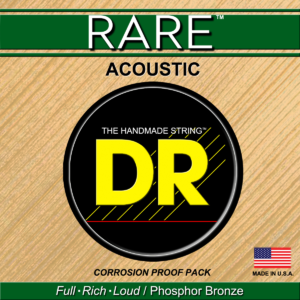 DR Strings Rare Acoustic Heavy
