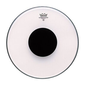 Remo Controlled Sound 13-Inch Clear Batter Drumhead W/ Black Dot – CS-0313-10