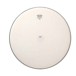 Remo  20-inch Coated Powerstroke 4 Bass Drum Head (Dot On Top) – P4-1120-C2