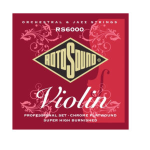 RotoSound RS6000 Violin Orchestral & Jazz Strings