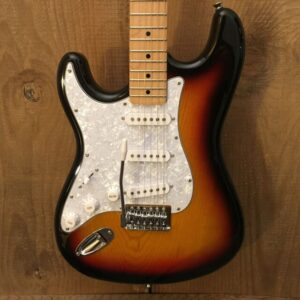SX Vintage Left Handed VS Strat W/Gig Bag and a Free Lesson