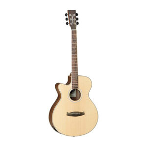 Tanglewood Discovery DBT SFCEB Left-handed Electro Acoustic Guitar W/Gig Bag and a Free Lesson