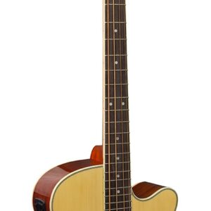 Brunswick Acoustic Bass Natural W/Gig Bag and a Free Lesson
