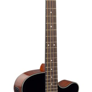 Brunswick Acoustic Bass Black W/Gig Bag and a Free Lesson
