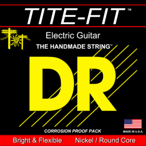 DR Strings Tite-Fit Electric Medium – Heavy