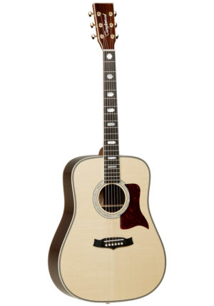 Tanglewood TW1000 H SR Electro Acoustic Guitar W/Gig Bag and a Free Lesson
