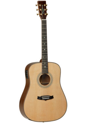 Tanglewood TW15 H E Electro Acoustic Guitar W/Gig Bag and a Free Lesson