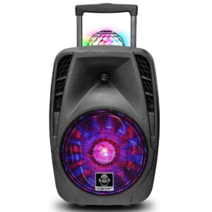 iDance All-In-One Portable Bluetooth Party System – 100w