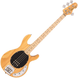 Vintage V96 ReIssued 4-String Active Bass with FREE extras