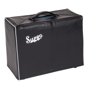Supro Black Amp Cover ~ 1×10 combo