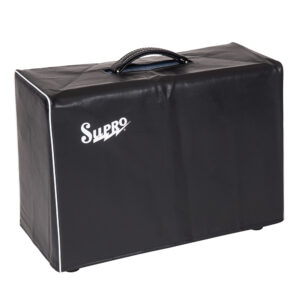 Supro Black Amp Cover ~ 1×12 combo
