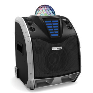 iDance Bluetooth Party System with 1 Microphone