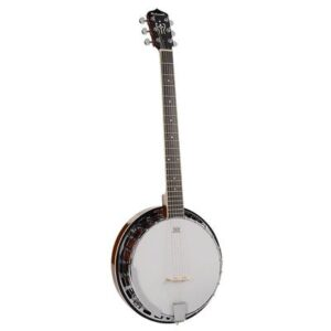 Richwood Master Series Guitar Banjo 6-string W/Extra Goodies and a Free Lesson