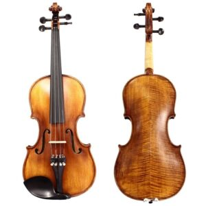 3/4 Size Violin, Koda HDV21Student Fiddle with Case, Bow and Rosin