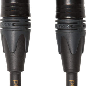 Roland Gold Series Microphone Cable XLR to XLR 10ft