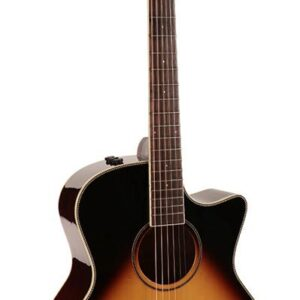Sire Guitars A3 Series Larry Carlton Grand Auditorium Semi-Acoustic guitar with SIB Electronics and Cutaway