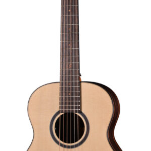 Crafter MINO MACASSAR Ebony with DS-2 Soundhole mount Pickup