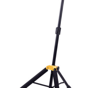 Auto Grab guitar stand with foldable yoke