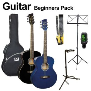 Beginner Guitar Pack – With Choice of Colour!