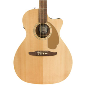 Fender Newporter Player in Natural with Walnut Fingerboard
