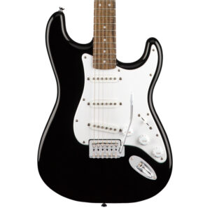 Squier Stratocaster Pack, Black